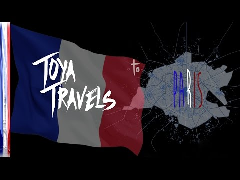 Toya Travels   Paris