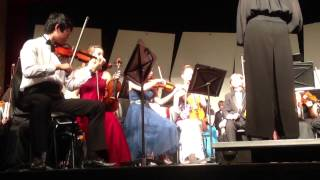 Video Marcus High School Spring Orchestra Concert 2013- The Ludlows from Legends of the Fall download MP3, 3GP, MP4, WEBM, AVI, FLV April 2018