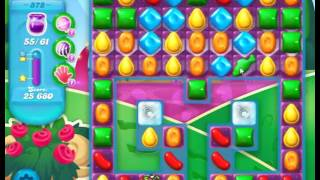 Candy Crush Soda Saga Level 878 - NO BOOSTERS