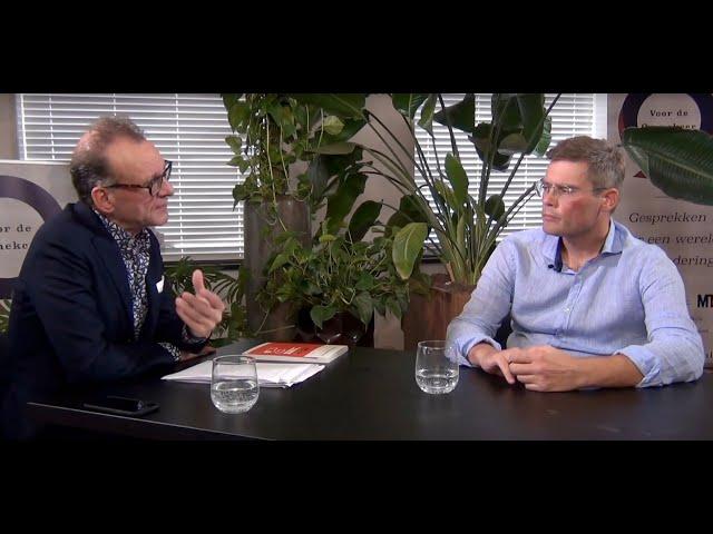 Gerard Drosterij: 'Constitutionele kwesties mogen populistischer worden'