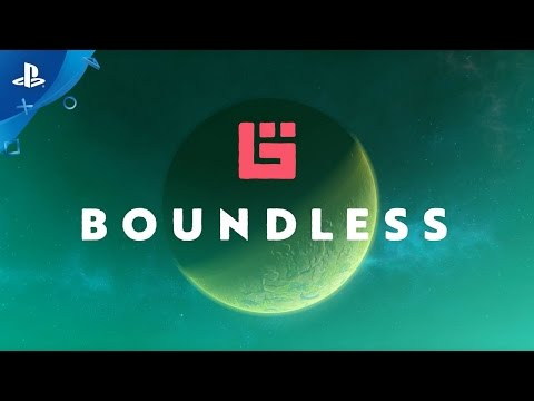 Boundless - PlayStation Experience 2016: Reveal Trailer | PS4