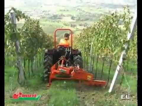 Spollonatrice srv contro infestanti e polloni ditta c for Gramegna macchine agricole