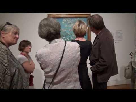 Inauguration de l'exposition Van Gogh. De près au Musée des beaux-arts du Canada