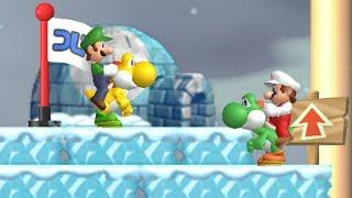 New Super Mario Anniversary   2 Player Co Op   12