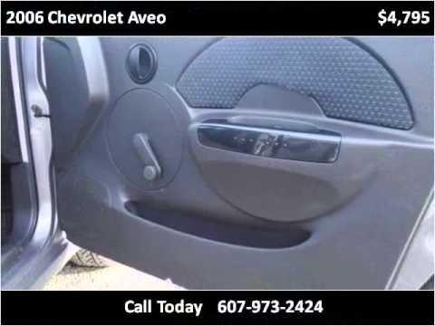 2006 Chevrolet Aveo Used Cars Painted Post NY