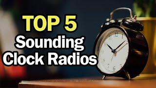 Best Sounding Clock Radios [Top 5 2019]