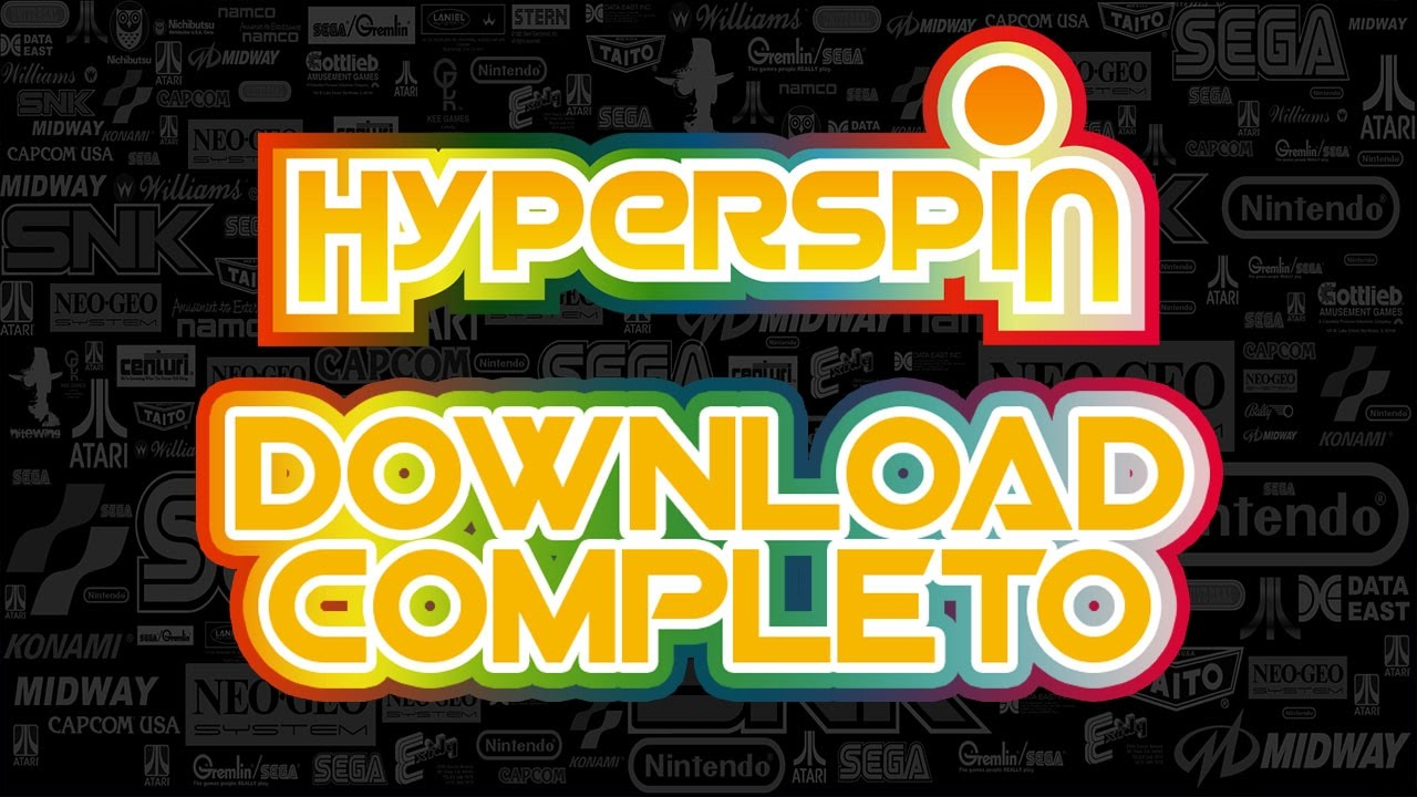HYPERSPIN DOWNLOAD COMPLETO