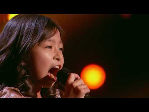 Celine Tam Adorable 9 Year Old Earns Golden Buzzer On Americas Got Talent 2017