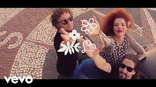 Vanessa Da Mata, Felguk - É Tudo o Que Eu Quero Ter (Lyric Vídeo)