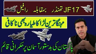 Dominance on Sky? Imran Khan's Exclusive Analysis.
