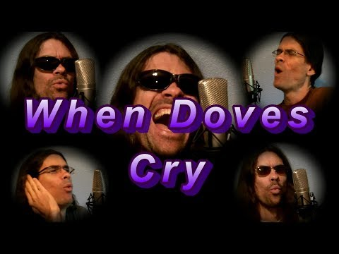 When Doves Cry with lyrics CC  PRINCE BEST Tribute !