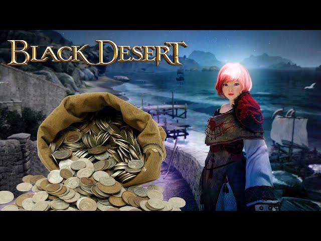 BLACK DESERT ONLINE ITA 03 - AOOO STO A GESTI' 3000 NODI!