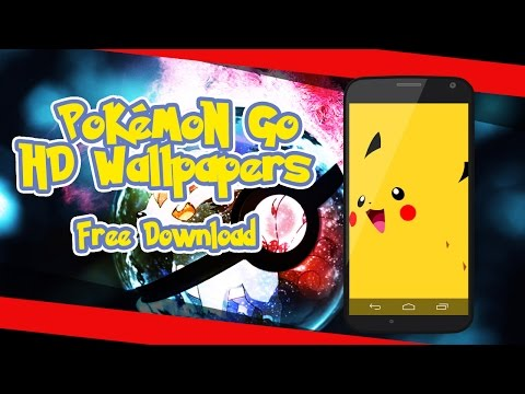 Download Pokemon GO HD Wallpapers Direct Link Free Download ✔