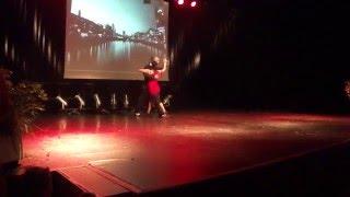 Armand FRYDMAN & Virginia GALVÁN dansent au Gala de LA SCALA à Nemours