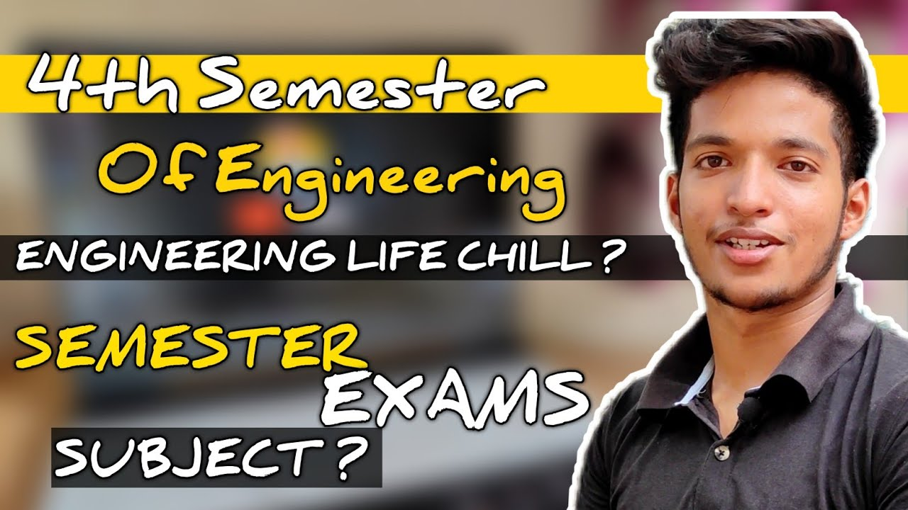 4th semester of Engineering  !Subject in IT Engineering  ? Difficulty ‼️ |Vlog theme | Ajay Raj