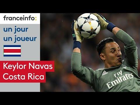 World Cup 2018: Keylor Navas m keylor navas