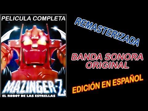 Mazinger Z ~ El Robot de las Estrellas (1978) Remasterizada HD