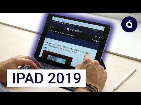 iPad (2019), análisis: el ORDENADOR para la MAYORÍA