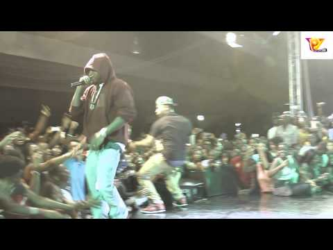 "Davido ""Ghana Rocks 2012"" 