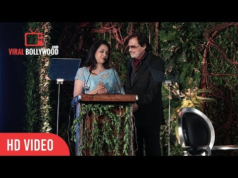 Hema Malini Speech at Sanjay Khan Autobiography 'The Biggest Mistake of my Life' Launch