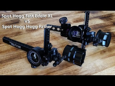 Spot Hogg FastEddie vs HoggFather mini review and