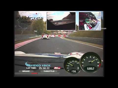 24H Nürburgring 2010 - IN A STREET CAR