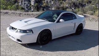 Modified 2003 Mustang Cobra - One Take