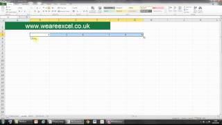 Excel Tips & Tricks - Using AutoFill