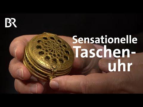 Das Ei Des Peter Henlein: SENSATIONELLE TASCHENUHR | Kunst + Krempel | BR