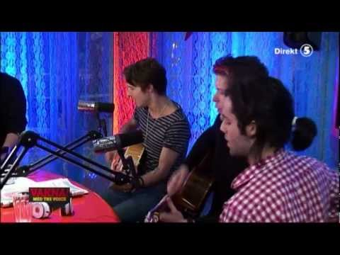 Hot Chelle Rae - Tonight Tonight - LIVE - VAKNA! med the Voice