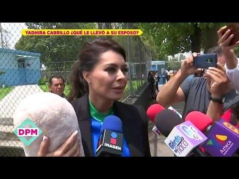 """Yadhira Carrillo habla desde el reclusorio por detención de su esposo Juan """"N""""  De Primera Mano"""
