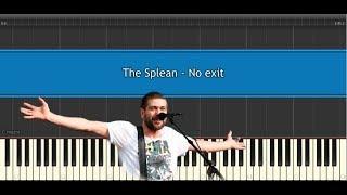 Сплин - Выхода нет/The Splean - No exit (piano cover)