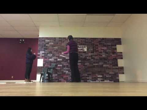 The Making of a DIY Dance Studio within 3 minutes