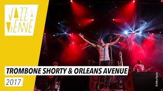 Trombone Shorty & Orleans Avenue - Jazz à Vienne 2017