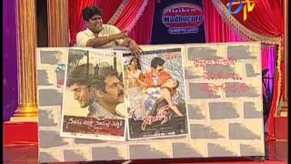 Jabardasth - Roller Raghu Performance on 21st February 2013