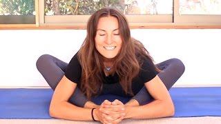 Abrirse de piernas y caderas en 10 min | Yoga para flexibilidad con Elena Malova