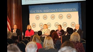 2018 EAC Summit - Election Efficiency and Integrity: Improving the Voter Experience