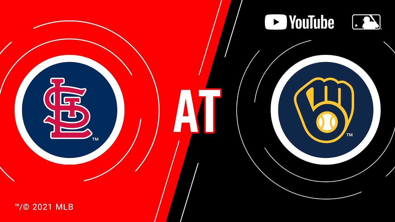 Download Cardinals at Brewers | MLB Game of the Week Live on YouTube