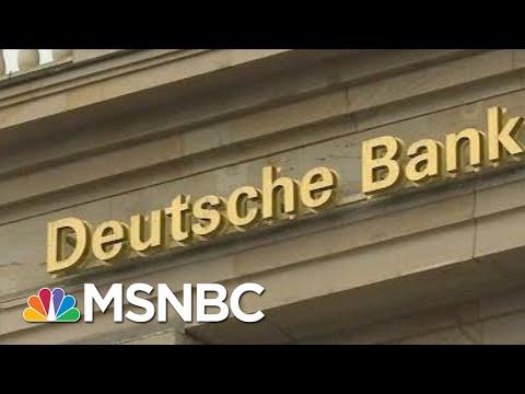 Trump's Last Remaining Bank Subpoenaed In Money Laundering Probe | The Beat With Ari Melber | MSNBC