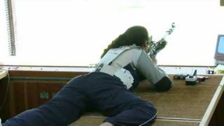 50m Rifle Prone Women Junior - 2010 ISSF World Championship in all Shooting events in Munich