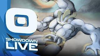 """""""GSC CUP ROUND 2"""" aim vs. Zokuru! Pokemon GSC OU Showdown Live w/PokeaimMD"""