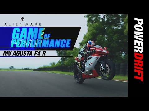 MV Agusta F4 R : #GameOfPerformance Ep1 :  PowerDrift