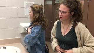 My best friend - Anorexia and schizophrenia short film