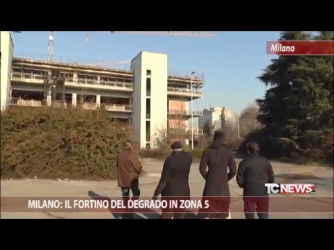 Milano: il fortino del degrado in Zona 5