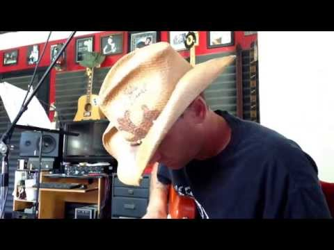 Open G minor tuning.  Fucking around with a Creech Holler riff.   Pretty Polly