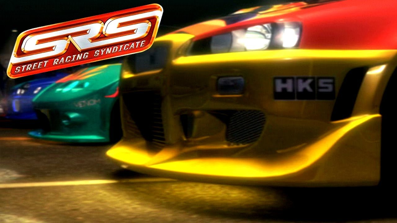 Fast And Furious Cars Hd Wallpapers Srs Street Racing Syndicate Hd Ps2 Intro Amp Gameplay