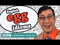 Egg idioms - The Teacher