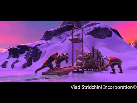 Frozen-Ice Worker's Song(Persian)