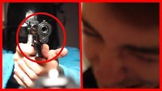 En Yakin ArkadaŞim Bana Sİlah Çektİ!!  Clickbait