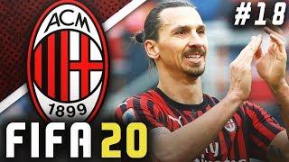 LOOKING FOR ZLATAN'S REGEN!! - FIFA 20 AC Milan Career Mode EP18
